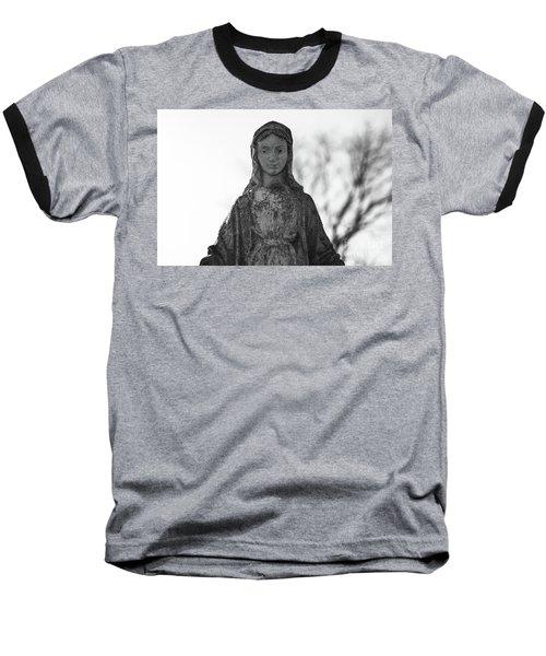 Mary2 Baseball T-Shirt