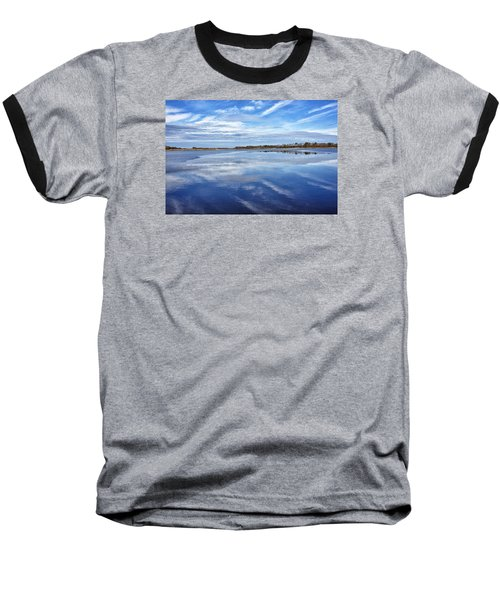 Baseball T-Shirt featuring the photograph Maryland - Blackwater National Wildlife Refuge by Brendan Reals