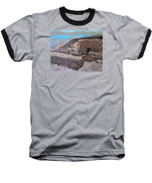 Masada Baseball T-Shirt