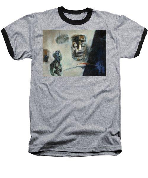 Symbol Mask Painting -02 Baseball T-Shirt