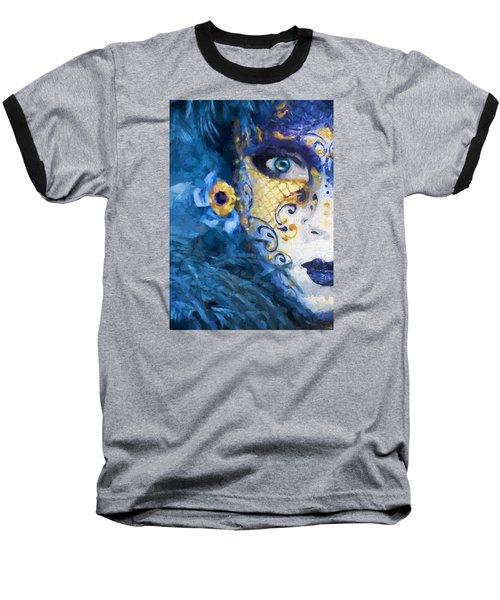 Masquerade I Baseball T-Shirt