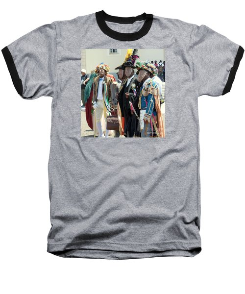 Masqueraders Of Sao Tome Baseball T-Shirt