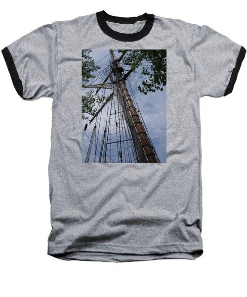 Mast Baseball T-Shirt