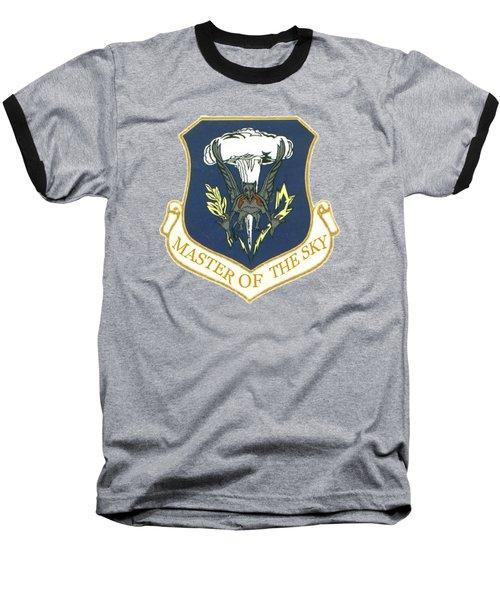 Master Of The Sky Baseball T-Shirt