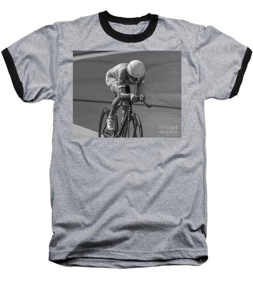 Masters Individual Pursuit Baseball T-Shirt