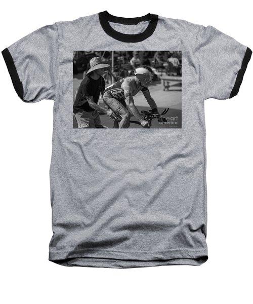 Masters Pursuit Start Baseball T-Shirt