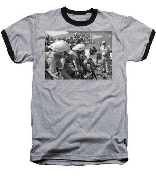 Start Masters Team Pursuit Baseball T-Shirt