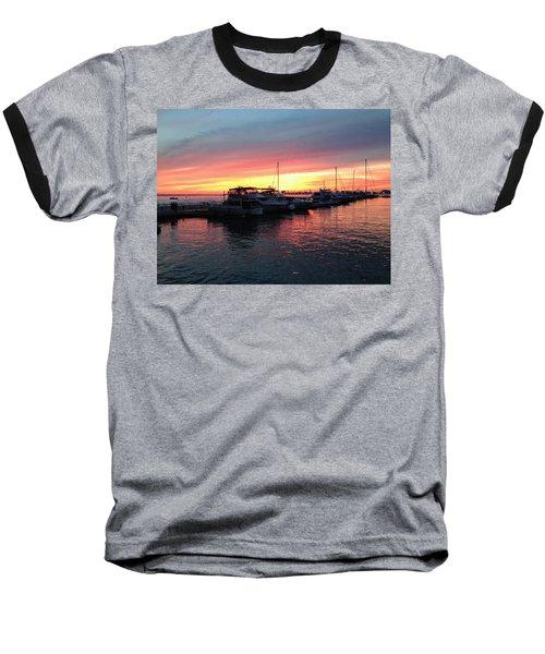 Masts And Steeples Baseball T-Shirt