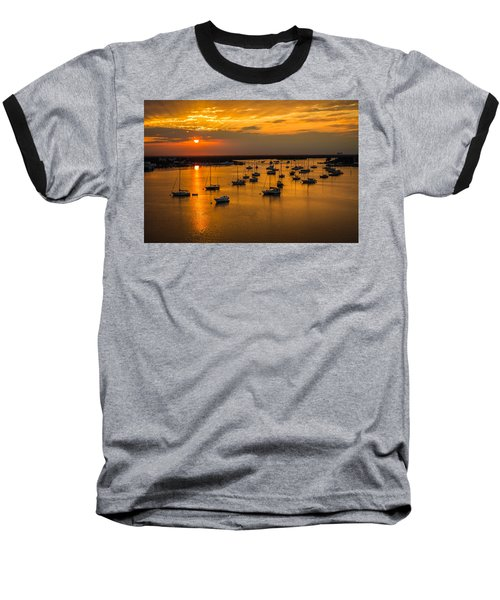 Matanzas Harbor Baseball T-Shirt