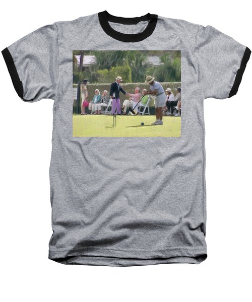 Match Final Baseball T-Shirt