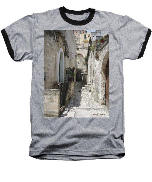 Matera Stroll Baseball T-Shirt