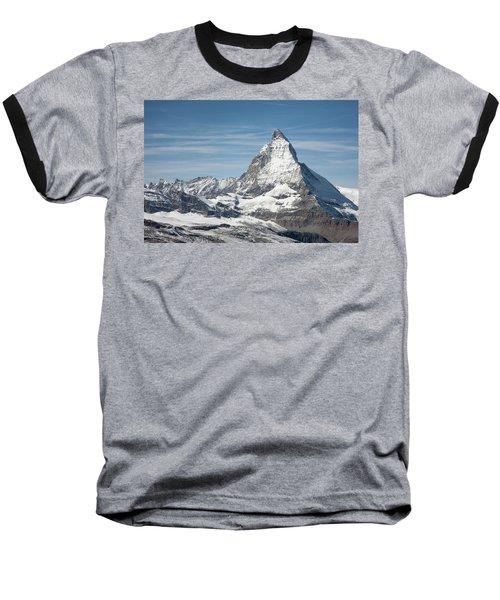 Matterhorn Baseball T-Shirt by Marty Garland