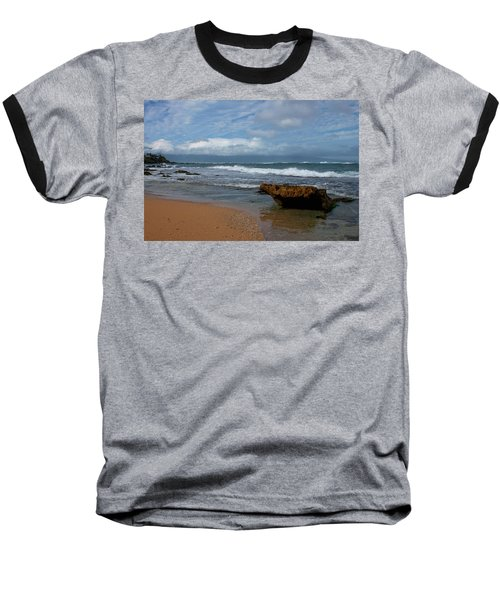Maui Beach  Baseball T-Shirt