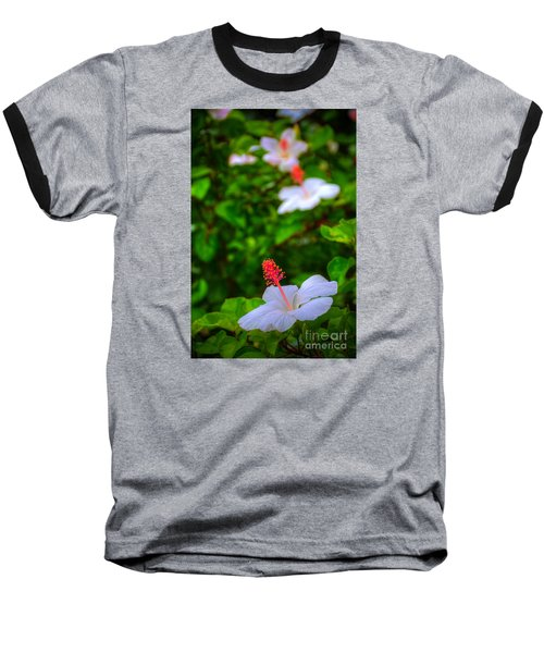 Baseball T-Shirt featuring the photograph Maui Hibiscus by Kelly Wade
