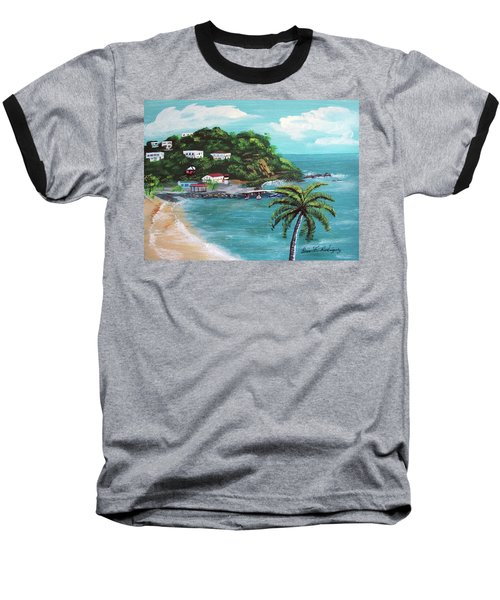 Maunabo Puerto Rico Baseball T-Shirt