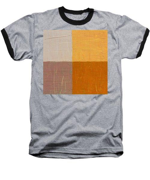 Mauve And Peach Baseball T-Shirt
