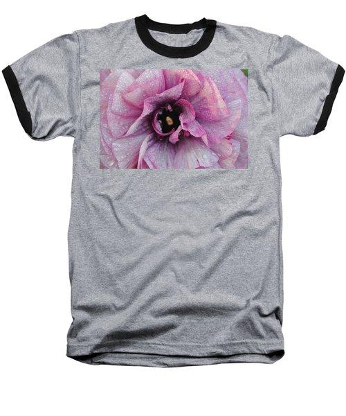 Mauve Beauty Baseball T-Shirt