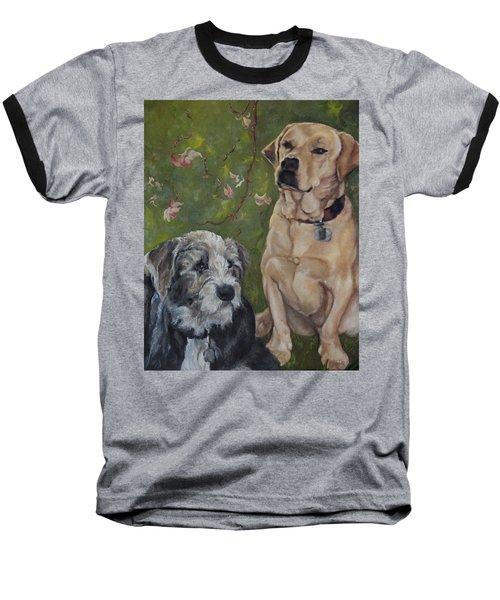 Max And Molly Baseball T-Shirt