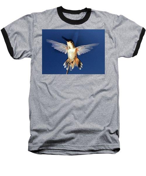 Max, Flashed Baseball T-Shirt