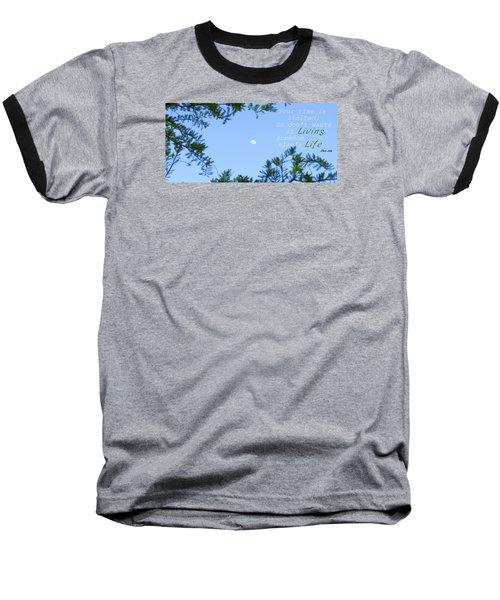 Maximize Baseball T-Shirt by David Norman
