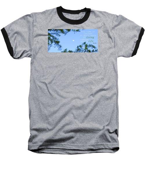 Time Well Spent Baseball T-Shirt