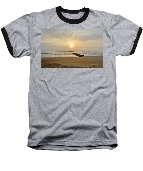 May 13 Obx Sunrise Baseball T-Shirt