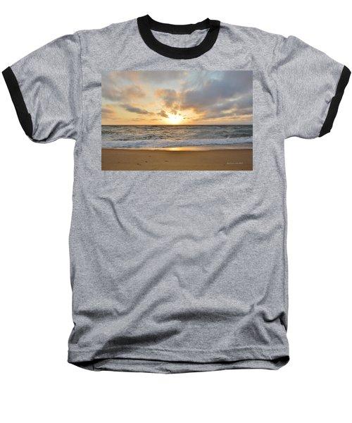 May Sunrise In Obx Baseball T-Shirt