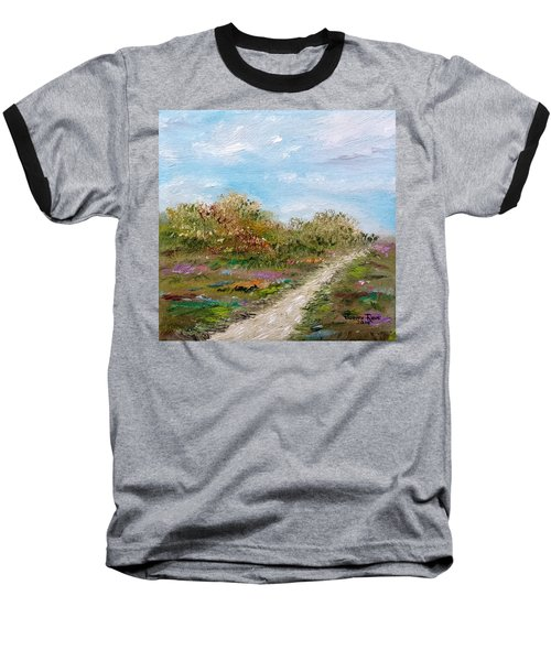 May The Road Rise Up To Meet You Baseball T-Shirt