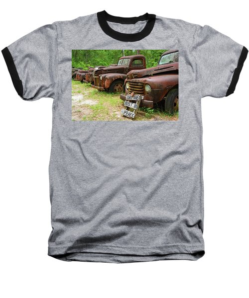 May They Rust In Peace Baseball T-Shirt