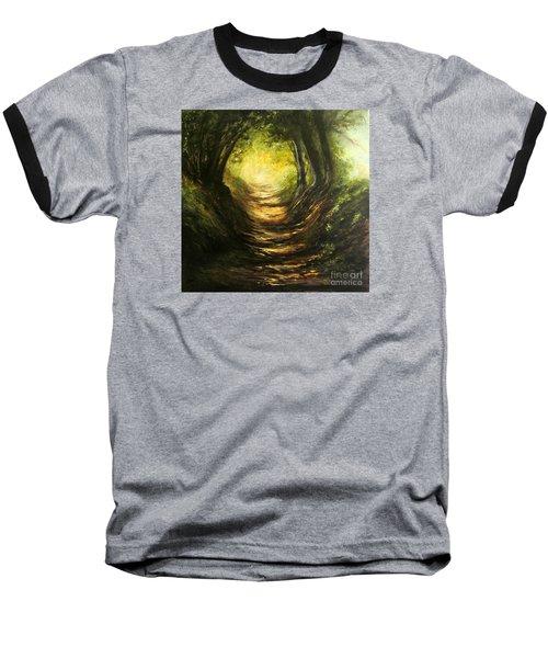 May Your Light Always Shine Baseball T-Shirt
