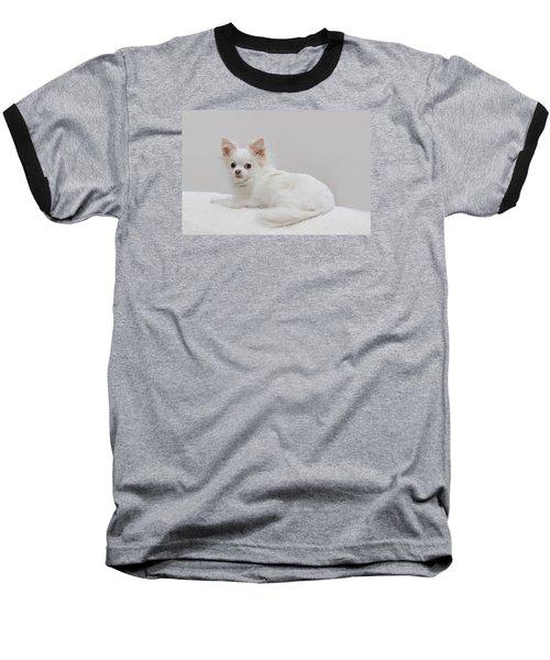 Maya 2 Baseball T-Shirt