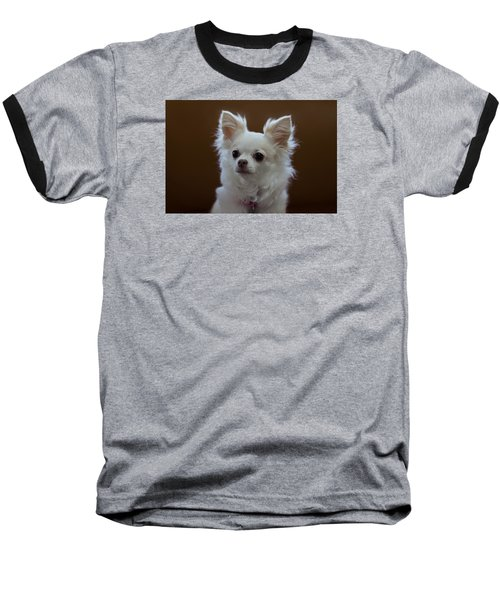 Maya 3 Baseball T-Shirt