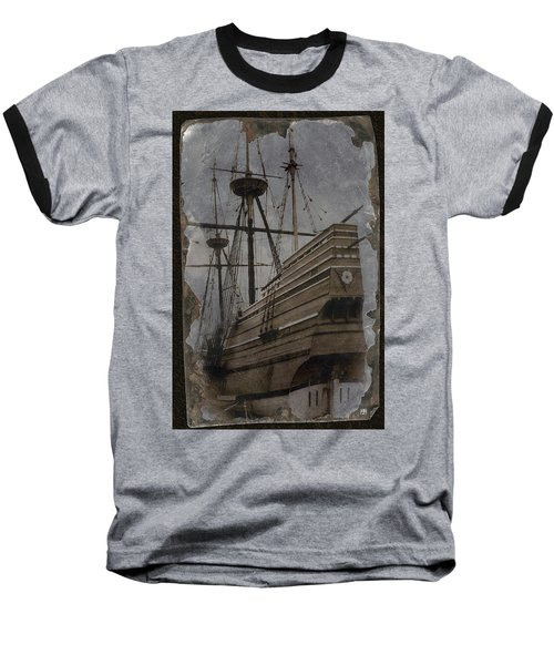 Mayflower 1 Baseball T-Shirt