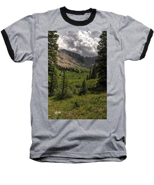 Mayflower Gulch Baseball T-Shirt