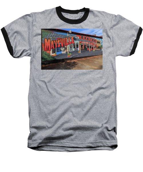 Maysville Mural Baseball T-Shirt