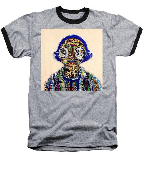 Maz Kanata Star Wars Awakens Afrofuturist Colection Baseball T-Shirt