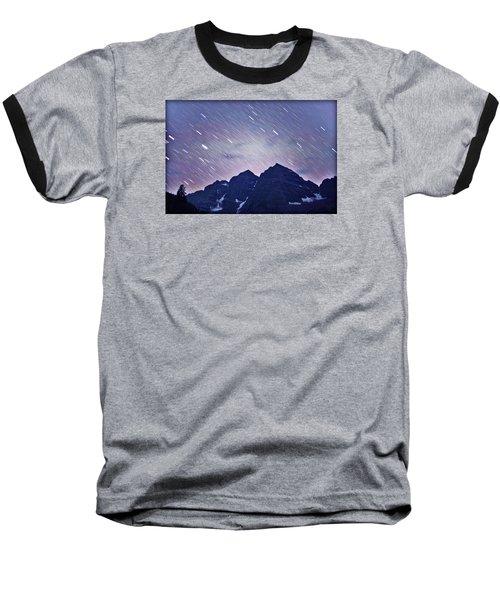 Mb Star Showers Baseball T-Shirt