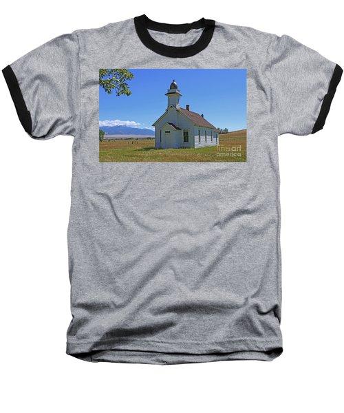 Mcallister Church Baseball T-Shirt