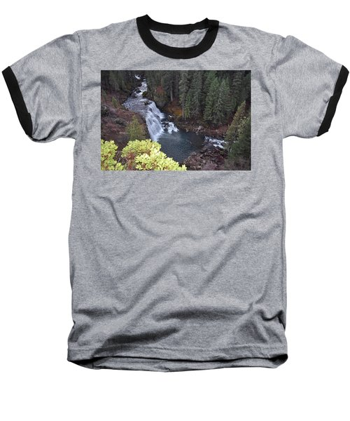 Mccloud River Falls Baseball T-Shirt