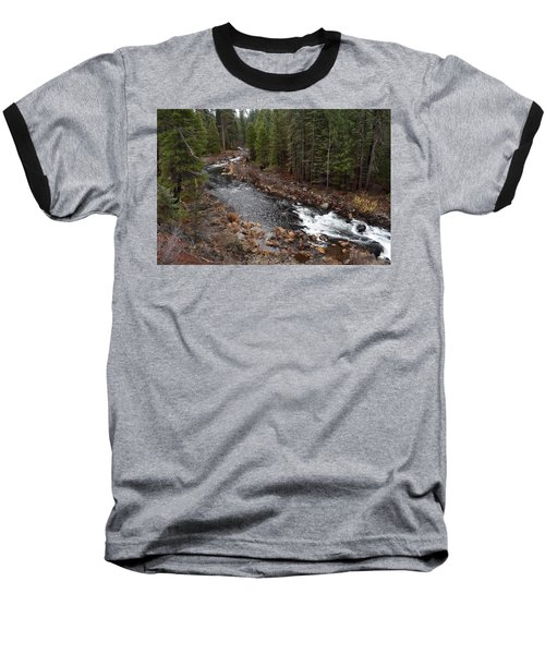 Mccloud River Baseball T-Shirt