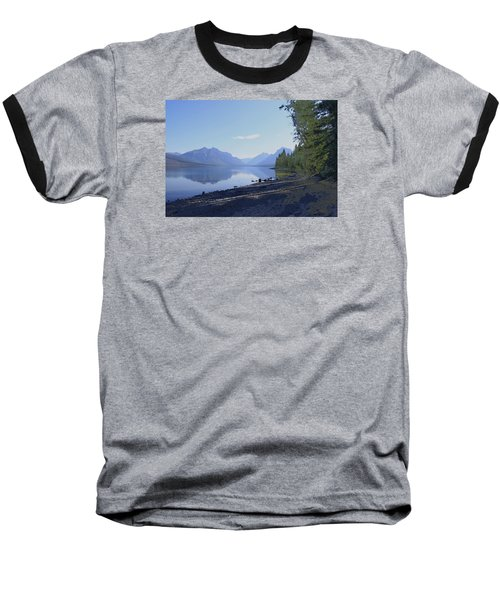 Mcdonald Lake Baseball T-Shirt
