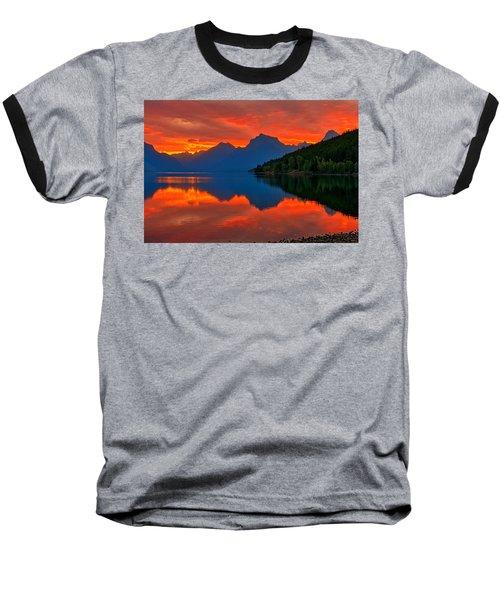 Mcdonald Sunrise Baseball T-Shirt