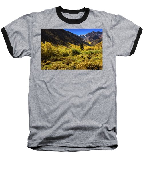 Mcgee Creek Alive With Color Baseball T-Shirt