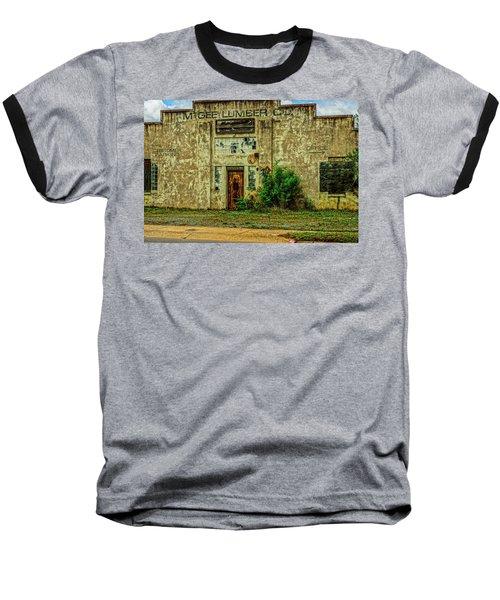 Mcgee Lumber 2 Baseball T-Shirt