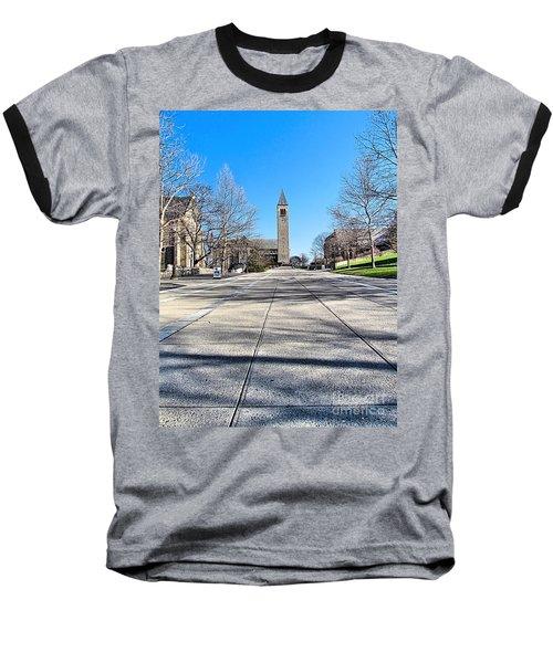 Mcgraw Tower  Baseball T-Shirt