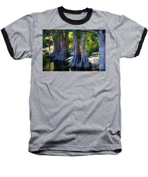 Mckinney Falls State Park - Texas 12118-2 Baseball T-Shirt