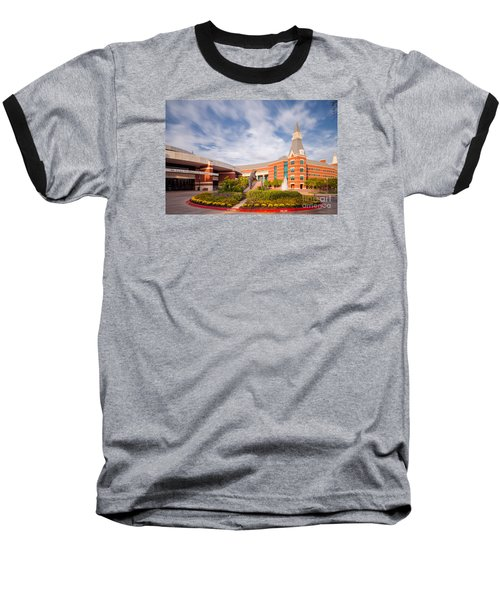 Mclane Student Life Center And Sciences Building - Baylor University - Waco Texas Baseball T-Shirt