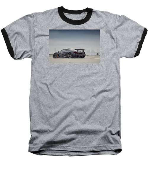 #mclaren Mso #p1 Baseball T-Shirt