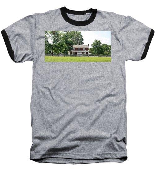 Mclean House Appomattox Court House Virginia Baseball T-Shirt
