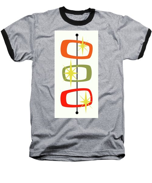 Mcm Shapes 1 Baseball T-Shirt